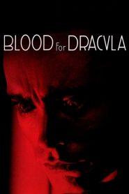 Sangue Para Drácula (Blood For Dracula)