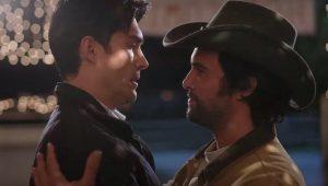 Filme gay natalino mostra romance entre cowboy e financista